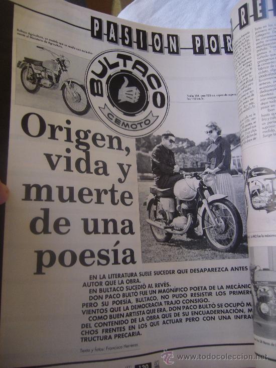 Coches y Motocicletas: SOLO MOTO Nº 101 JUNIO 1991 PRUEBAS JAPONESAS BARRY SHENE - Foto 5 - 32559641