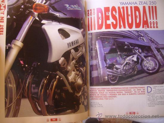Coches y Motocicletas: SOLO MOTO Nº 101 JUNIO 1991 PRUEBAS JAPONESAS BARRY SHENE - Foto 6 - 32559641