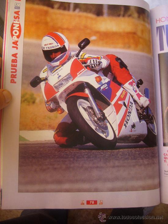 Coches y Motocicletas: SOLO MOTO Nº 101 JUNIO 1991 PRUEBAS JAPONESAS BARRY SHENE - Foto 7 - 32559641