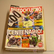 Coches y Motocicletas: MOTOCICLISMOJULIO2009. Lote 32672431