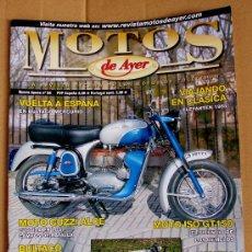 Coches y Motocicletas: REVISTA MOTOS DE AYER Nº 94. Lote 57240608