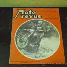 Coches y Motocicletas: MOTO REVUE Nº 1.219 - AÑO 1955 - PRUEBA GUZZI ZIGOLO -. Lote 34156751
