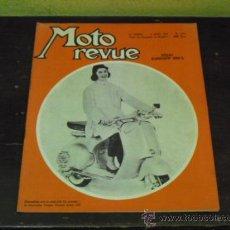 Coches y Motocicletas: MOTO REVUE Nº 1.279 AÑO 1956 - PRUEBA ZUNDAPP 100 -. Lote 34157071