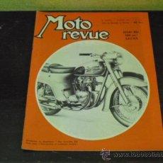 Coches y Motocicletas: MOTO REVUE Nº 1.331..ÑO 1957 - PRUEBA TRIUMPH 650 THUNDERBIRD -. Lote 34157179