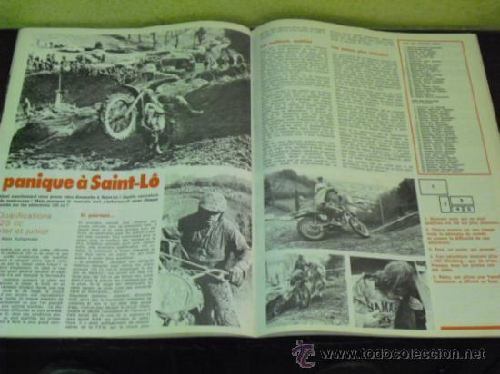 Coches y Motocicletas: MOTO REVUE Nº 2214 AÑO 1975. PRUEBA BENELLI SEI - - Foto 6 - 34169407