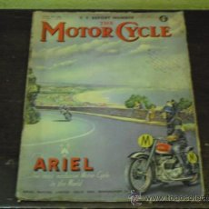 Coches y Motocicletas: THE MOTOR CYCLE - SPECIAL ARIEL - 1948 -. Lote 34268877