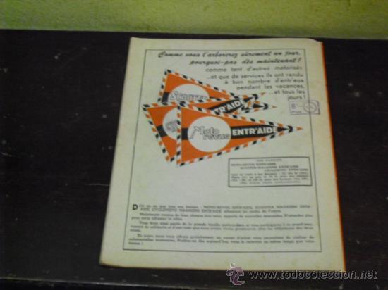 Coches y Motocicletas: MOTO REVUE Nº 1.321 - 1956 - PRUEBA N.S.U. 250 SUPER-MAX - - Foto 5 - 34376103