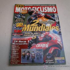 Coches y Motocicletas: MOTOCICLISMO- SUZUKI GSXR 1000- ZONA VERDE COMPARATIVA HUSQVARNA TE 410 E Y SUZUKI DR Z 400S- BMW -. Lote 34667497