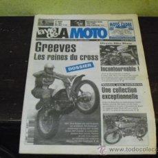 Coches y Motocicletas: LA VIE DE LA MOTO Nº 183 - SPECIAL GREEVES -. Lote 34862663