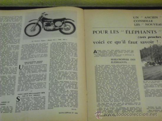 Coches y Motocicletas: MOTO REVUE - 1967 - MONTESA CAPRA GRAN PRIX 360 - - Foto 2 - 34964742