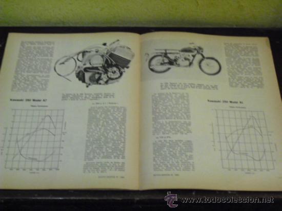 Coches y Motocicletas: MOTO REVUE - 1967 - MONTESA CAPRA GRAN PRIX 360 - - Foto 4 - 34964742