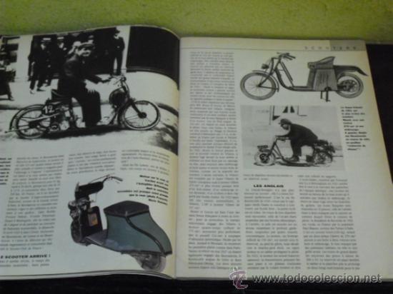 Coches y Motocicletas: MOTO LEGENDE Nº 13 - STUDIO KID- SOLEX Y LAVERDA-BENELLI - - Foto 5 - 35348649