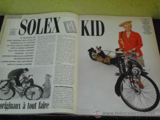 Coches y Motocicletas: MOTO LEGENDE Nº 13 - STUDIO KID- SOLEX Y LAVERDA-BENELLI - - Foto 9 - 35348649
