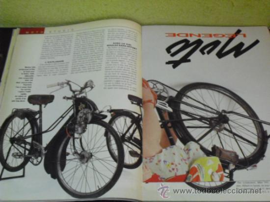 Coches y Motocicletas: MOTO LEGENDE Nº 13 - STUDIO KID- SOLEX Y LAVERDA-BENELLI - - Foto 10 - 35348649