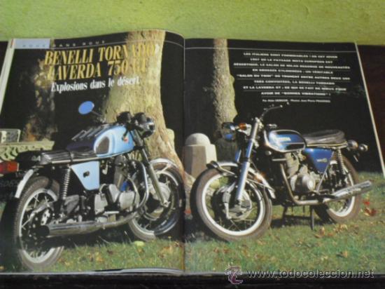 Coches y Motocicletas: MOTO LEGENDE Nº 13 - STUDIO KID- SOLEX Y LAVERDA-BENELLI - - Foto 16 - 35348649