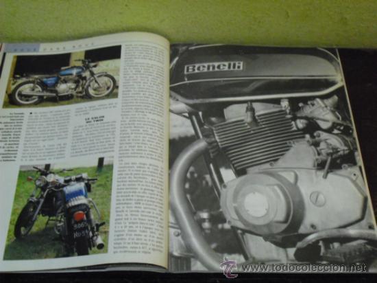 Coches y Motocicletas: MOTO LEGENDE Nº 13 - STUDIO KID- SOLEX Y LAVERDA-BENELLI - - Foto 17 - 35348649