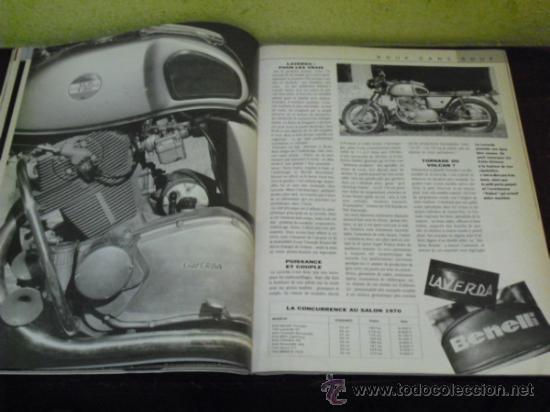 Coches y Motocicletas: MOTO LEGENDE Nº 13 - STUDIO KID- SOLEX Y LAVERDA-BENELLI - - Foto 18 - 35348649