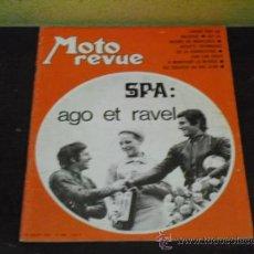 Coches y Motocicletas: MOTO REVUE Nº 1989 AÑO 1970 - 24 H. DE MONTJUICH -. Lote 35483323