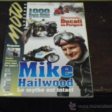 Coches y Motocicletas: MOTO LEGENDE Nº 56 - 1996 - SPECIAL MIKE HAILWOOD -. Lote 35502361