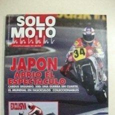 Coches y Motocicletas: SOLO MOTO Nº 775 - TRIUMPH 1200 – SUZUKI BANDIT 400 – KAWASAKI JET SKI. Lote 35556215