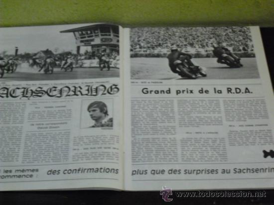 Coches y Motocicletas: MOTO REVUE Nº 1990 - AÑO 1970 - PRUEBA BMW R50/5 - - Foto 3 - 35605932
