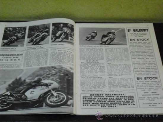 Coches y Motocicletas: MOTO REVUE Nº 1990 - AÑO 1970 - PRUEBA BMW R50/5 - - Foto 4 - 35605932