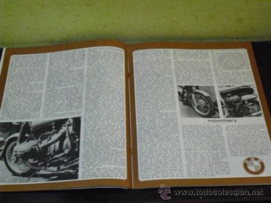 Coches y Motocicletas: MOTO REVUE Nº 1990 - AÑO 1970 - PRUEBA BMW R50/5 - - Foto 6 - 35605932