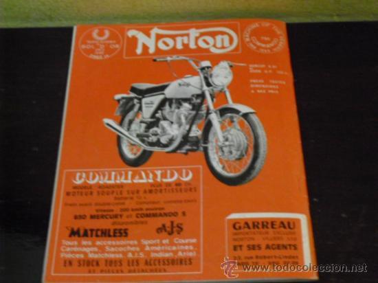 Coches y Motocicletas: MOTO REVUE Nº 1990 - AÑO 1970 - PRUEBA BMW R50/5 - - Foto 8 - 35605932