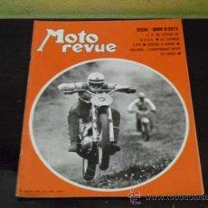Coches y Motocicletas: MOTO REVUE Nº 1990 - AÑO 1970 - PRUEBA BMW R50/5 -. Lote 35605932