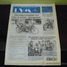 Coches y Motocicletas: LA VIE DE LA MOTO Nº 141 - HARLEY-DAVIDSON 1000. DEL AÑO 1916 -. Lote 35738139