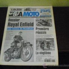 Coches y Motocicletas: LA VIE DE LA MOTO Nº 207 - DOSSIER ROYAL ENFIELD -. Lote 35738611
