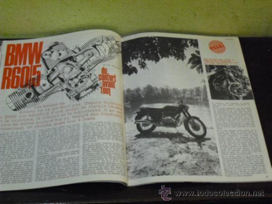 Coches y Motocicletas: MOTO REVUE Nº 2.129 - PRUEBA BMW R60/5 - - Foto 2 - 35766904