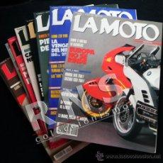 Coches y Motocicletas: LOTE REVISTAS MOTO AÑOS 90 - REVISTA ÁNGEL NIETO MOTOS PARIS DAKAR SITO PONS TÉCNICA HARLEY DAV.. Lote 35872854