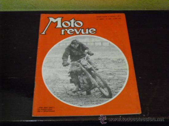 MOTO REVUE Nº 1960 - AÑO 1969 - PRUEBA HUSQVARNA 360 SPORTSMAN - (Coches y Motocicletas - Revistas de Motos y Motocicletas)