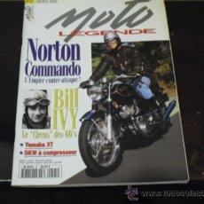 Coches y Motocicletas: MOTO LEGENDE Nº 45 - VÉLOSOLEX - DOSSIER NORTON COMMANDO - DKW COMPRESOR -. Lote 36288408