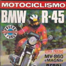 Coches y Motocicletas: REVISTA MOTOCICLISMO EXTRA NOVIEMBRE 1978. Lote 36486676