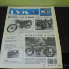 Coches y Motocicletas: LA VIE DE LA MOTO Nº 91/12 - KREIDLER : CHIC ET SPORT -. Lote 36593311