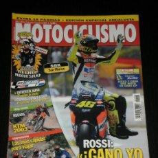 Coches y Motocicletas: MOTOCICLISMO Nº 1792 - JUNIO 2002 - BMW K 1200 RS / HONDA CBR 1100 XX / KAWASAKI ZZ R 1200 / ROSSI. Lote 36612665