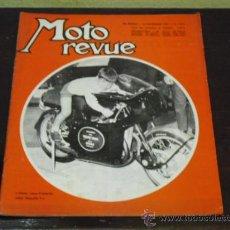 Coches y Motocicletas: MOTO REVUE Nº 1865 - MONTESA CAPPRA GRAN PRIX 250 DE 1968 -. Lote 36632918