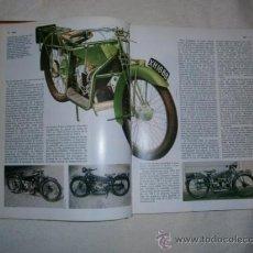 Coches y Motocicletas: 2 RUEDAS. GRAN ENCICLOPEDIA ILUSTRADA DE LA MOTO. Lote 36667923