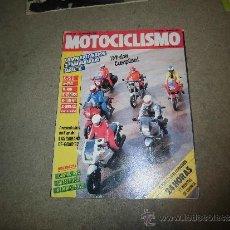 Coches y Motocicletas: MOTOCICLISMO Nº 977.-30 DE OCTUBRE DE 1986 . Lote 57729103