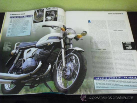 Coches y Motocicletas: MOTO LEGENDE Nº 60 - BULTACO-MINI-AUSTIN - SPECIAL AÑOS 60 - KAWA-NORTON - LOS ROCKERS - - Foto 4 - 36943261