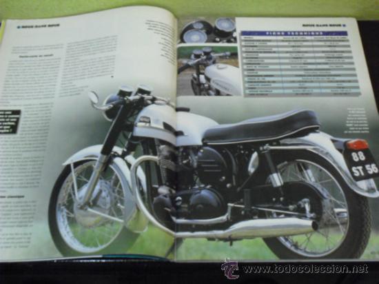 Coches y Motocicletas: MOTO LEGENDE Nº 60 - BULTACO-MINI-AUSTIN - SPECIAL AÑOS 60 - KAWA-NORTON - LOS ROCKERS - - Foto 5 - 36943261