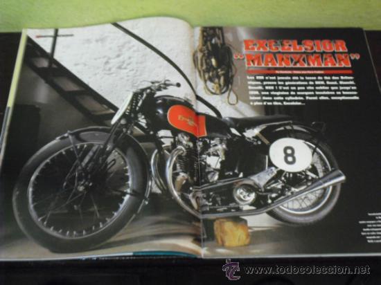 Coches y Motocicletas: MOTO LEGENDE Nº 60 - BULTACO-MINI-AUSTIN - SPECIAL AÑOS 60 - KAWA-NORTON - LOS ROCKERS - - Foto 6 - 36943261