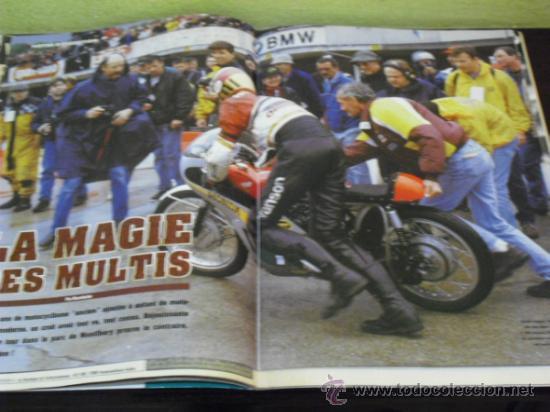 Coches y Motocicletas: MOTO LEGENDE Nº 60 - BULTACO-MINI-AUSTIN - SPECIAL AÑOS 60 - KAWA-NORTON - LOS ROCKERS - - Foto 10 - 36943261