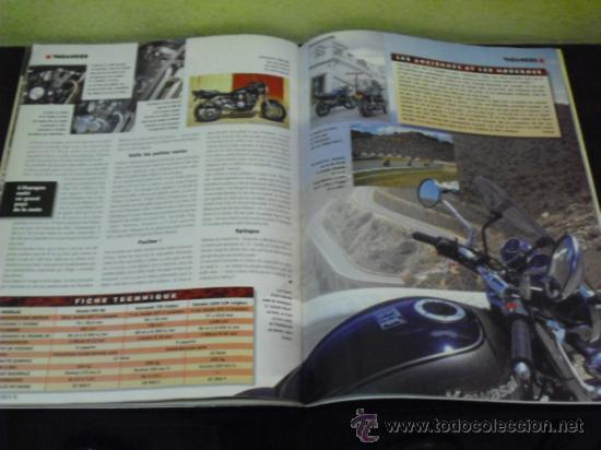 Coches y Motocicletas: MOTO LEGENDE Nº 60 - BULTACO-MINI-AUSTIN - SPECIAL AÑOS 60 - KAWA-NORTON - LOS ROCKERS - - Foto 12 - 36943261