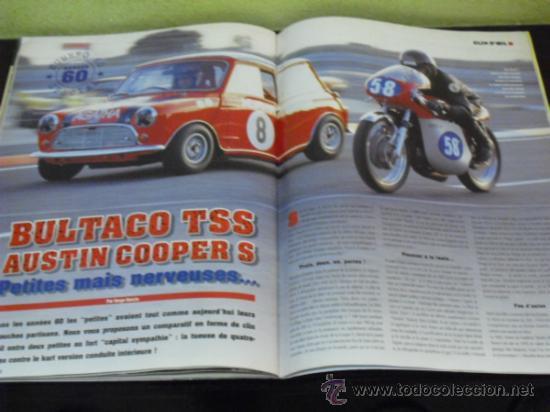 Coches y Motocicletas: MOTO LEGENDE Nº 60 - BULTACO-MINI-AUSTIN - SPECIAL AÑOS 60 - KAWA-NORTON - LOS ROCKERS - - Foto 16 - 36943261