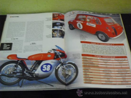 Coches y Motocicletas: MOTO LEGENDE Nº 60 - BULTACO-MINI-AUSTIN - SPECIAL AÑOS 60 - KAWA-NORTON - LOS ROCKERS - - Foto 17 - 36943261