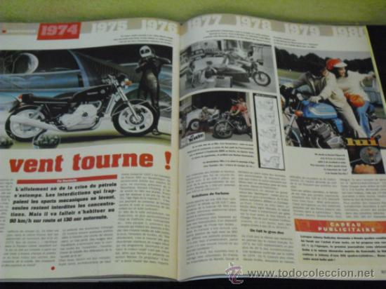 Coches y Motocicletas: MOTO LEGENDE Nº 60 - BULTACO-MINI-AUSTIN - SPECIAL AÑOS 60 - KAWA-NORTON - LOS ROCKERS - - Foto 18 - 36943261