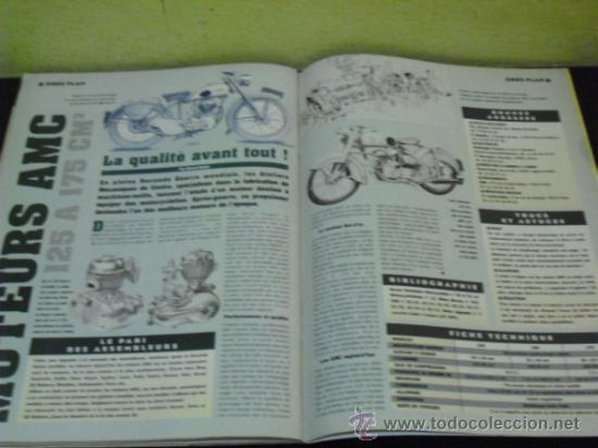 Coches y Motocicletas: MOTO LEGENDE Nº 60 - BULTACO-MINI-AUSTIN - SPECIAL AÑOS 60 - KAWA-NORTON - LOS ROCKERS - - Foto 19 - 36943261